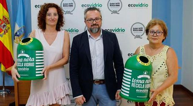 240 establecimientos hosteleros impulsan reciclaje vidrio Torrevieja