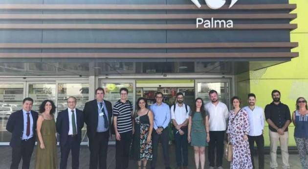 The Circular Lab apoya Carrefour lanzamiento app Reciclaya Palma Mallorca