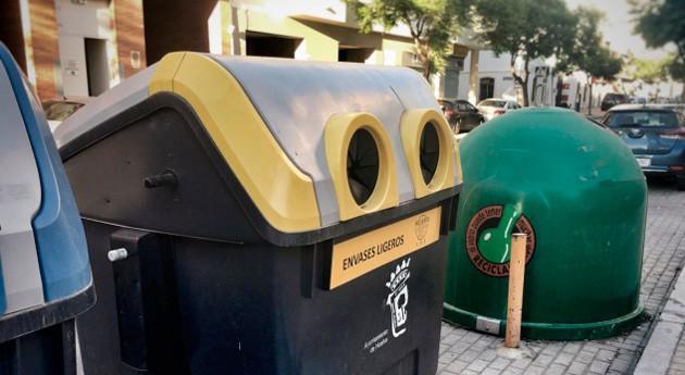 recogida selectiva Huelva se incrementa 18,4% primer semestre año