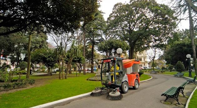 COMPAKBIN, sistema contenedores que compacta automáticamente residuos, prueba Galicia
