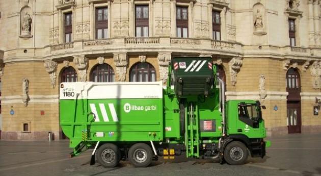 FCC realizará limpieza y recogida residuos Bilbao y Mercabilbao próximos 4 años