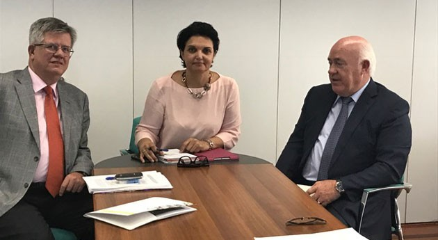 Canarias acuerda reducir fraude gestión neumáticos al final vida útil