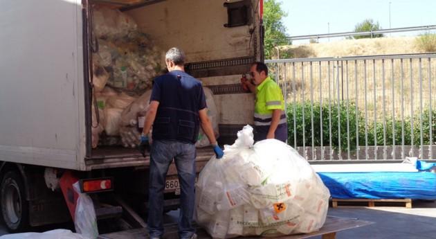 puntos recogida que más envases agrarios reciclan Cataluña tienen premio