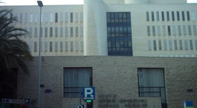 Hospital Morales Meseguer envió reciclar 102 toneladas residuos 2011