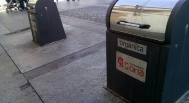Ecologistas ofrece colaboración mejorar tasas reciclaje Soria