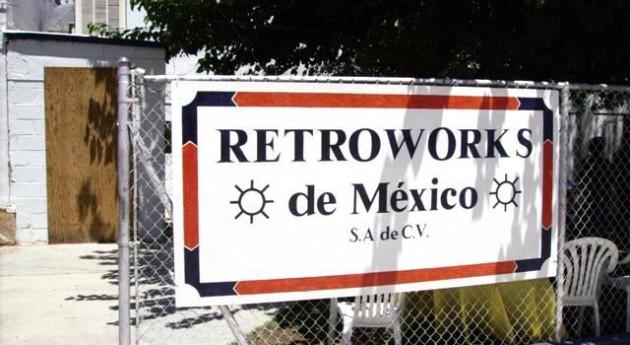 Retroworks México: Convertir basura informática empleos
