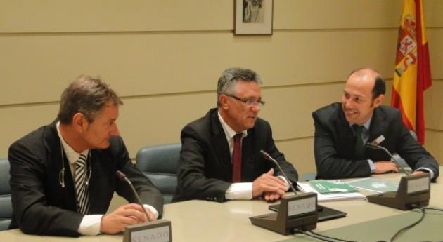 ASEGRE se reúne portavoz Medio Ambiente GPP Senado trasladarle preocupaciones sector gestión residuos