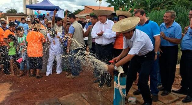 Comienza construcción complejo tratamiento residuos sólidos Riberalta