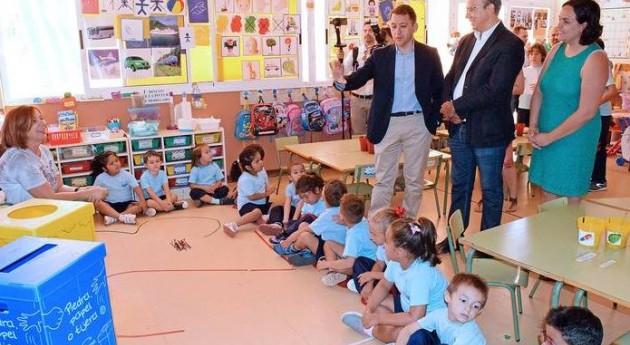 Más 3.600 escolares Santa Cruz Tenerife impulsan reciclaje través 'EducaEnEco'
