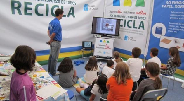 Trece nuevos concellos gallegos se incorporan campaña reducción impropios