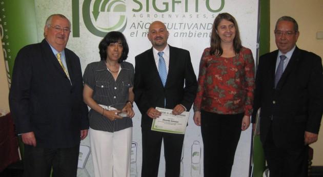 sistema recogida envases, SIGFITO, se prepara recogida otros residuos agrícolas