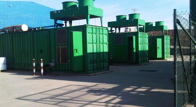 Sogama logró incrementar productividad planta biogás vertedero Areosa más 150 ciento