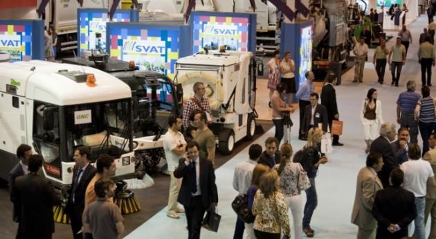 TECMA Y SRR 2012: mayor encuentro industria Urbanismo, Reciclado y Medio ambiente