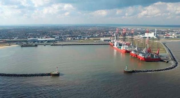 Veolia desmantelará y reciclará varias plataformas petroleras Inglaterra