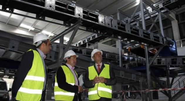 obras modernización planta reciclaje y compostaje Alhendín (Granada) entran fase final