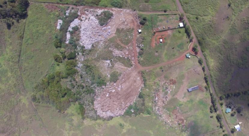 Isla Pascua somete evaluación ambiental primer Ecoparque Chile