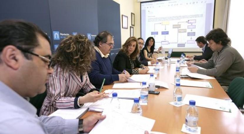 Diputación Palencia impulsa recogida escombros 56 localidades