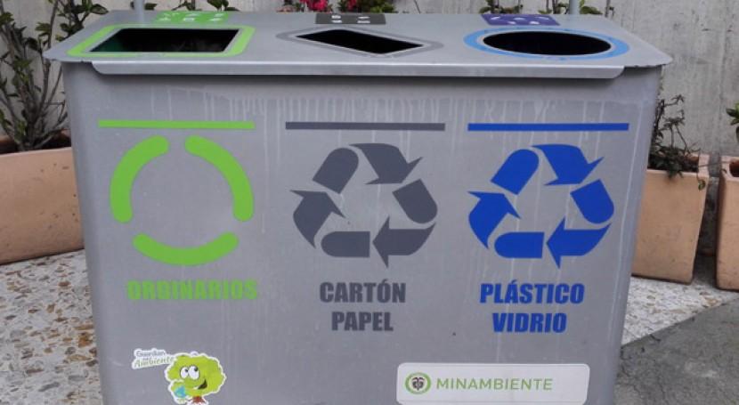 Colombia promueve uso racional bolsas plásticas