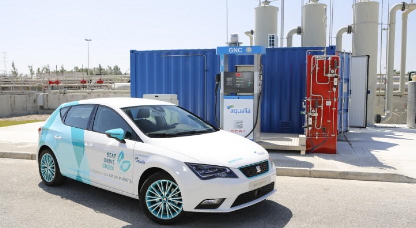 SMART Green Gas: Biocombustible renovable y origen 100% español partir aguas residuales