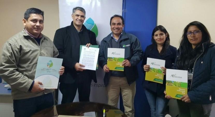 Bolivia estudia cómo mejorar gestión envases plaguicidas