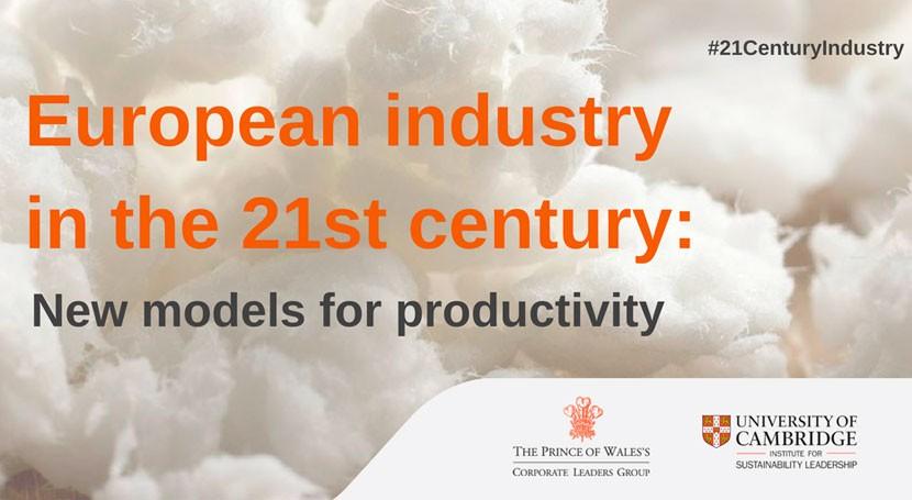 Acciona insta Unión Europea impulsar políticas que apoyen economía circular