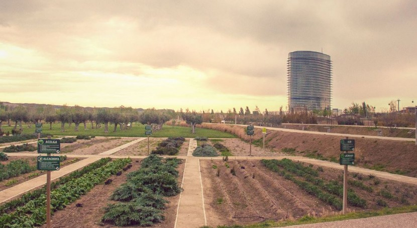barrio Actur, escenario piloto recogida selectiva materia orgánica Zaragoza