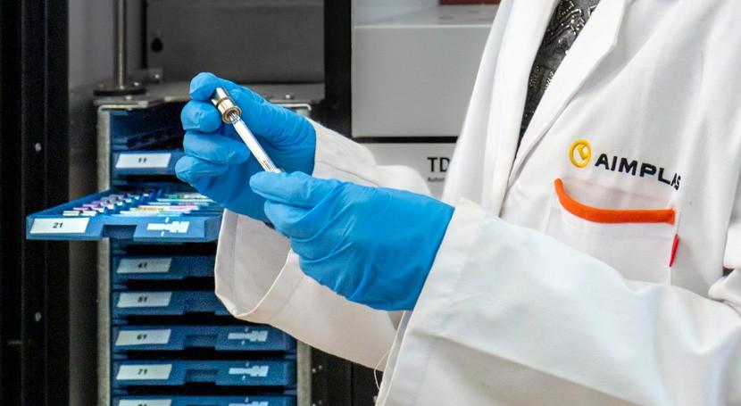 AIMPLAS refuerza capacidades servicios nuevos ensayos plásticos reciclados