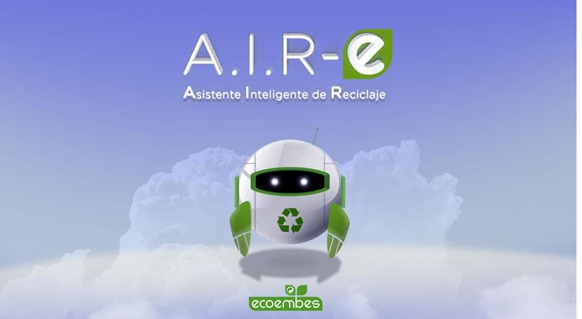 Nace .I.R-E, primer asistente virtual facilitar reciclaje ciudadanos