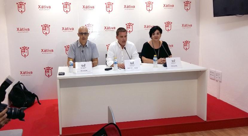 Alzira y Xàtiva apoyan sistema depósito, devolución y retorno envases valenciano