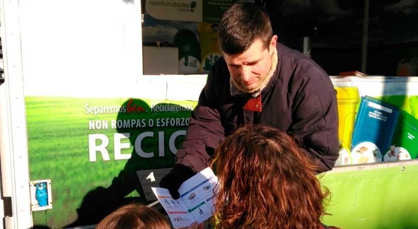 "Amplia cobertura ""Oportunidades Galicia"" Lugo durante mes abril"