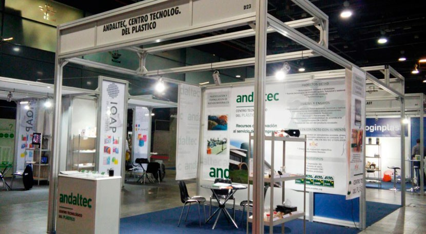 """Andaltec presentará soluciones I+D sector packaging """"Made from plastic"""""""