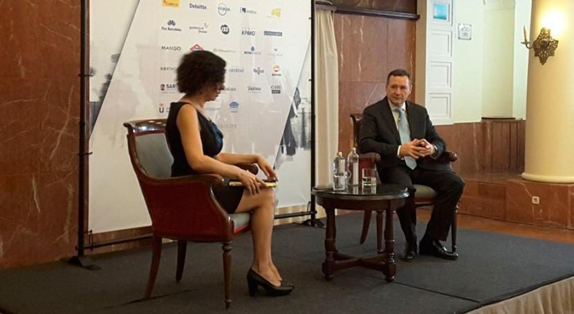 Angel Simón apuesta economía circular como catalizador cambio paradigma