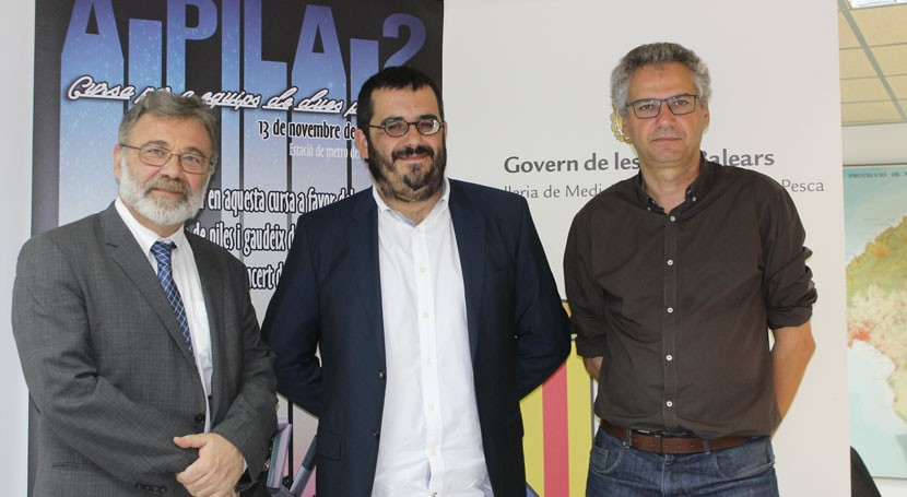 Mallorca acogerá carrera concienciación medioambiental reciclado pilas