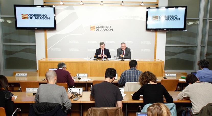 Aragón aporta otros 3,4 millones euros seguir descontaminación lindano