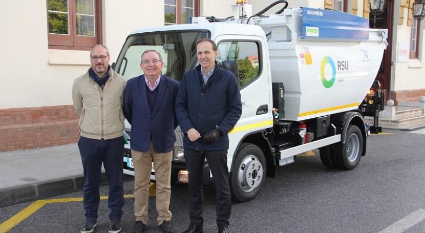 Málaga asume coste 2,4 millones euros tratamiento residuos 76 municipios
