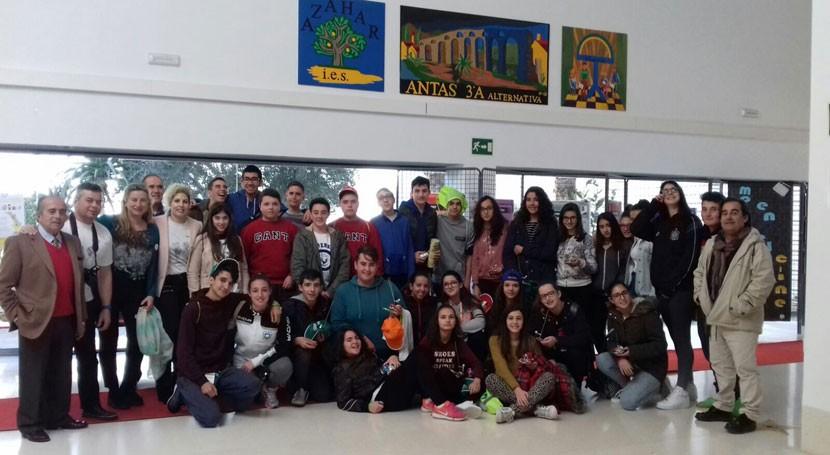 ARPAL comineza actividades promoción reciclado envases aluminio Almería