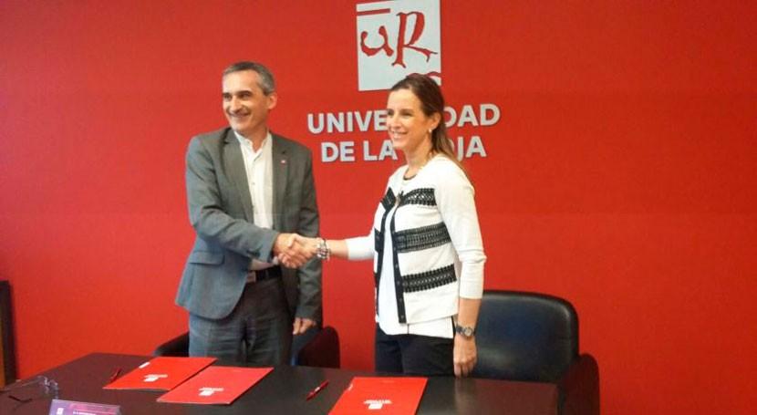 Aula Ecoembes Universidad Rioja fomentará innovación reciclaje envases