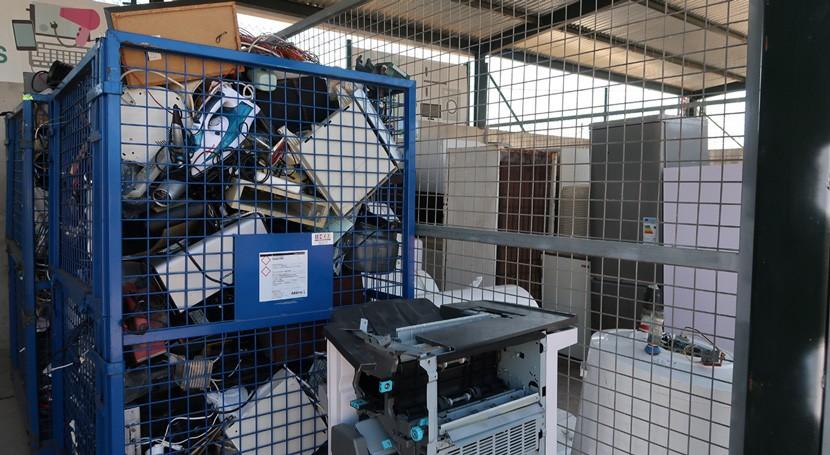 Baleares pone disposición ayuntamientos 2,3 millones gestión residuos