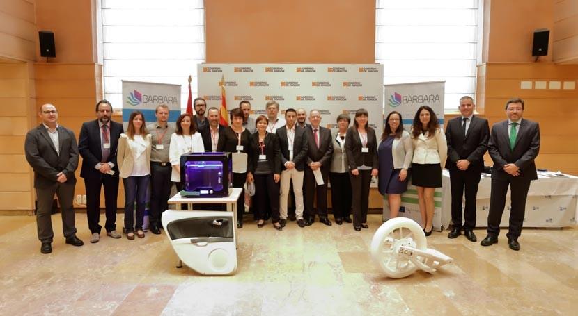 Proyecto BARBARA: busca materiales biobasados automoción o construcción