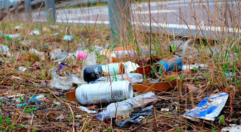 Litterati: reciclaje colaborativo Instagram