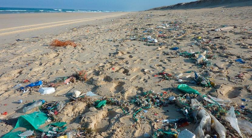 Recogidos más 71.000 kilos basura litoral balear durante temporada 2016