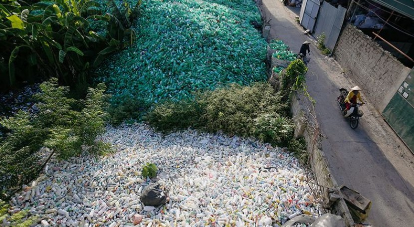 veto China importación residuos: ¿desafío u oportunidad?
