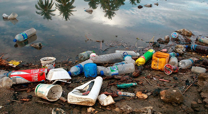 Primer concurso estudiantil encontrar soluciones al problema basura mar