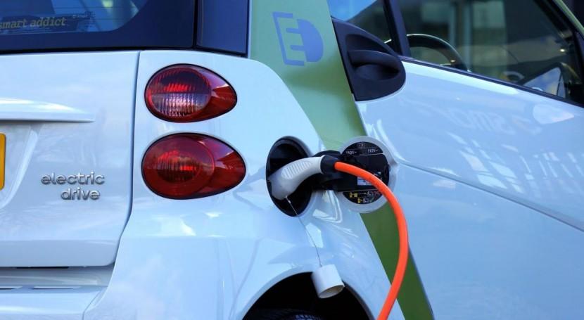 70% materiales batería coche eléctrico puede ser reutilizado