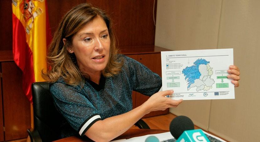 Galicia invertirá casi 5 millones reforzar planes control vertidos