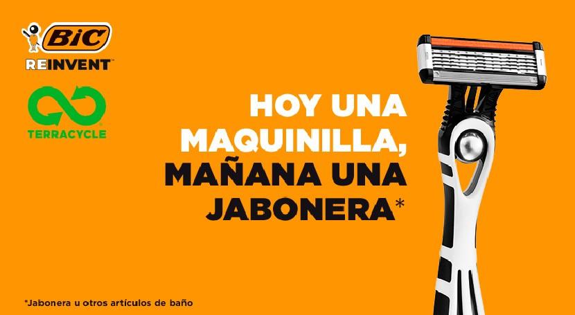maquinillas afeitar españoles se reciclarán primera vez