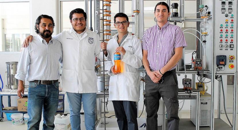 residuos azúcar, materia prima obtener biocombustible