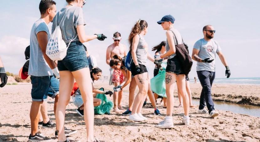 BIOagradables: Impulsando reciclaje portátil plásticos extraídos mar
