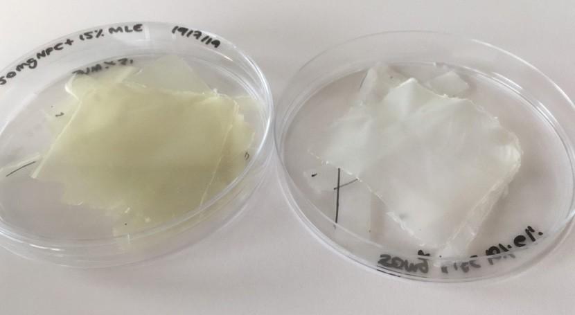 Crean bioplástico nanocelulosa y mango que mejora conservación alimentos