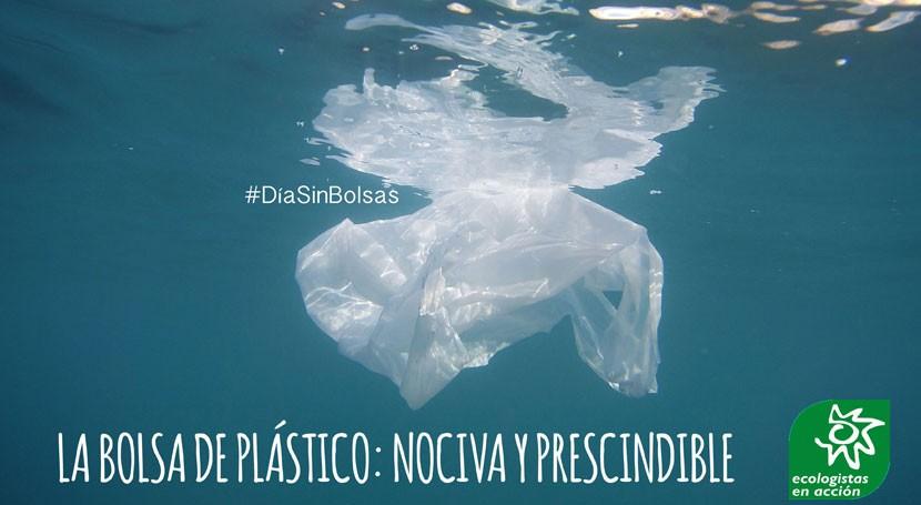 "supermercados españoles se ""olvidan"" celebrar Día Libre Bolsas Plástico"